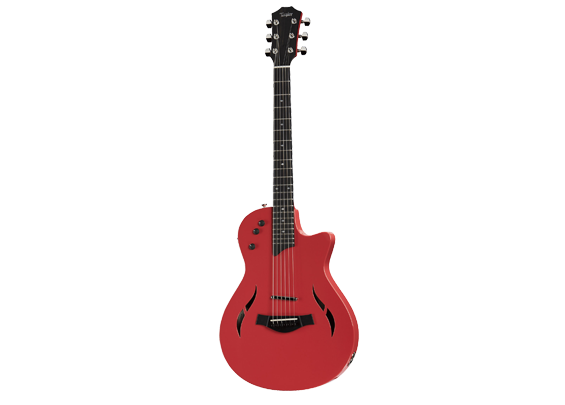 泰勒T5z Classic DLX LTD- Fiesta Red